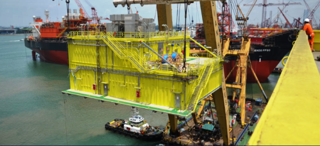 Vitol and ENI started early drilling Ghana - Ship2Shore
