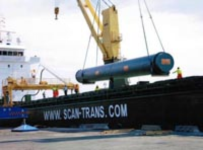 Scan-Trans takes home in Italy - Ship2Shore