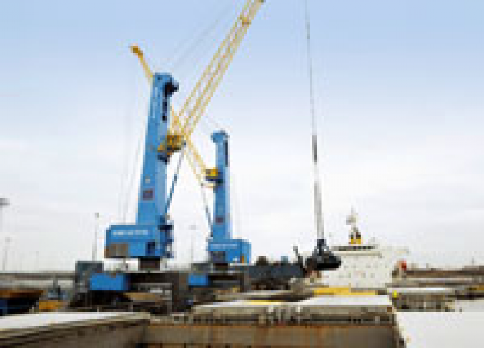 mobile crane market in indonesia Crane and hoist market by crane type (mobile crane, fixed crane), hoist type (wire rope, roller load chain, welded link load chain), crane operation (hydraulic, electric, hybrid), hoist.