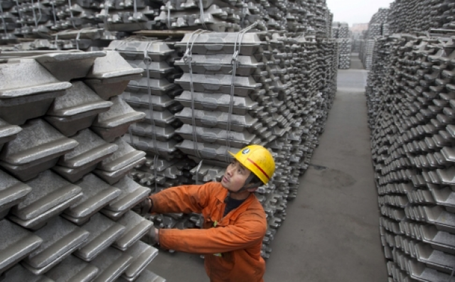 The thorny case of China's sequestration of European metals comes to
